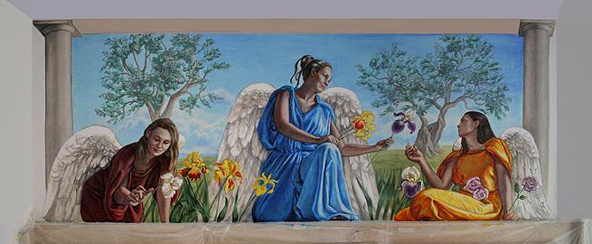 Insieme murales