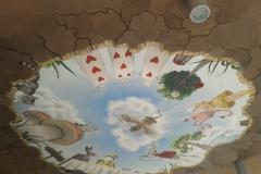 il murales di Rovereto, scuola Filzi