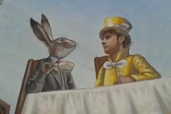 Il cappellaio matto e la lepre marzolina